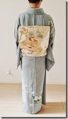 素敵な着物と帯で (1)