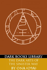 Cover of Order of Nine Angles's Book The Dark Arts of The Sinister Way