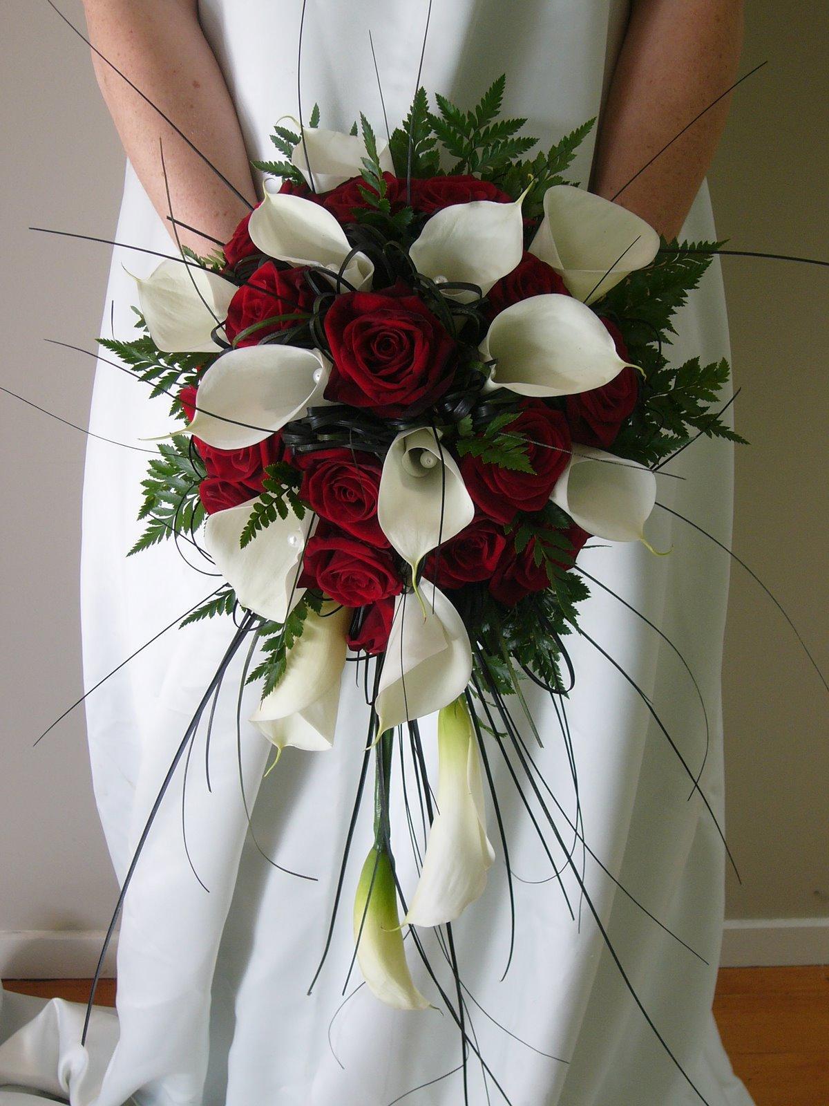 Your Gothic Wedding Bouquet
