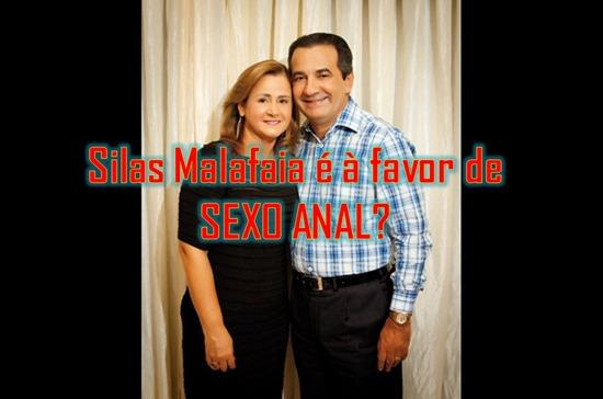 silas sexo anal