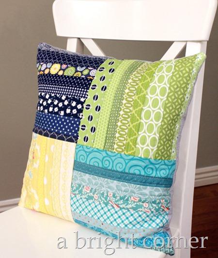 Cozy Four Square pillow