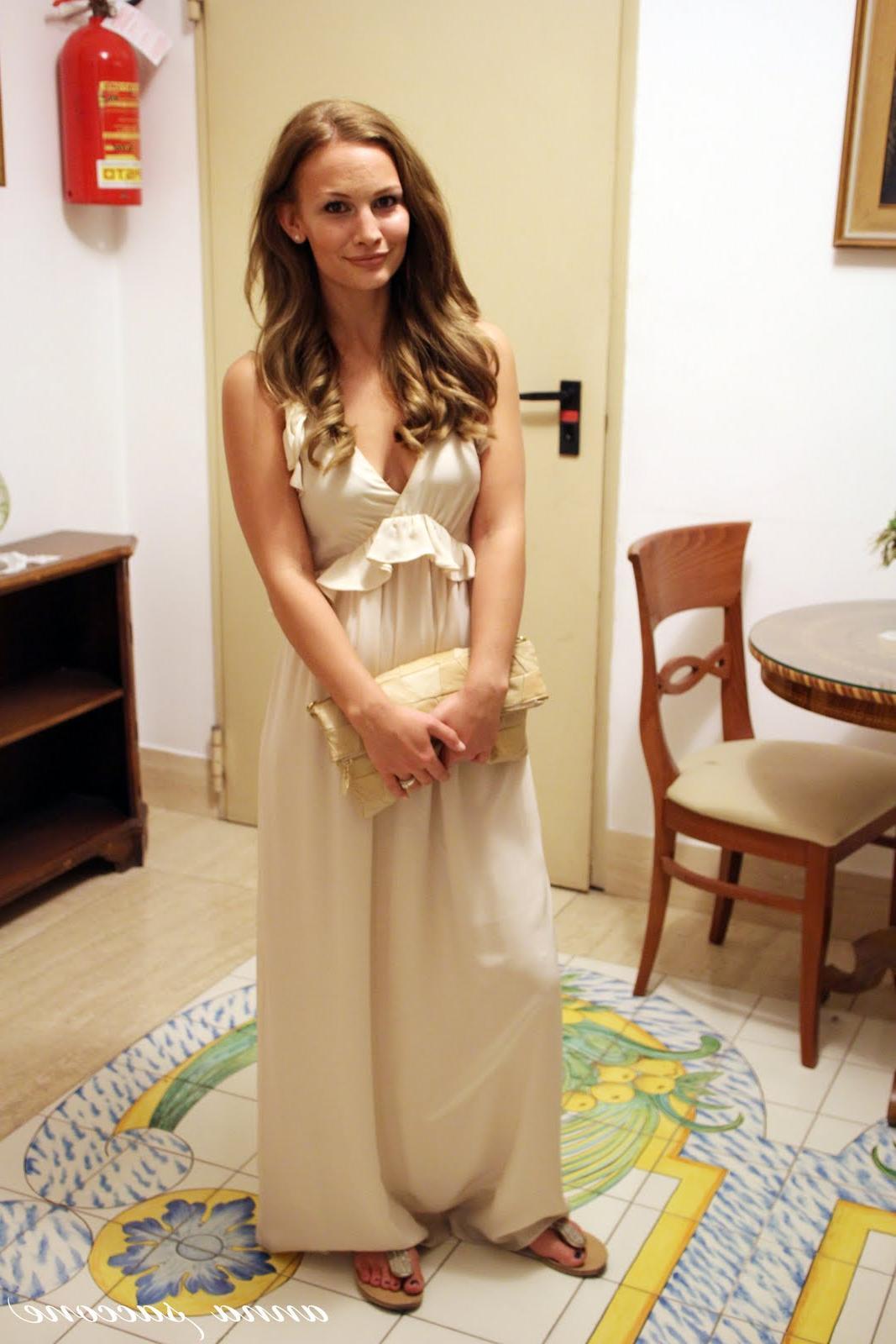 Sukura Maxi Dress from French