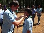 Promesa scout de Miguel