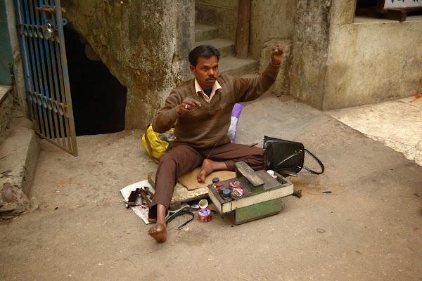 ремонт обуви индия индус