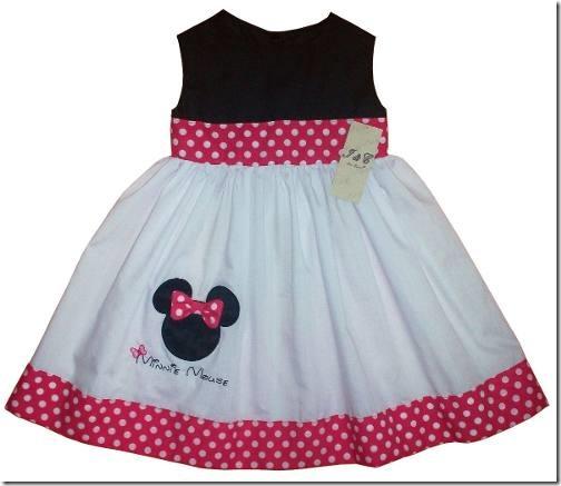 vestido minne mouse para cumpleaños (16)