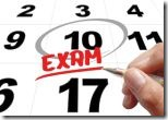 exams date