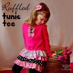 Ruffle Tunic Tee