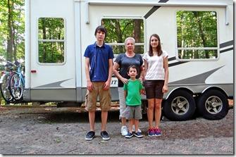 Nate Hannah Josh Camping Kerr Dam 087