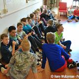 Groen van Prinsterer in gesprek met bewoners Clockstede over hartenwens - Foto's Harry Wolterman