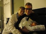 1. Billede af den nye familie