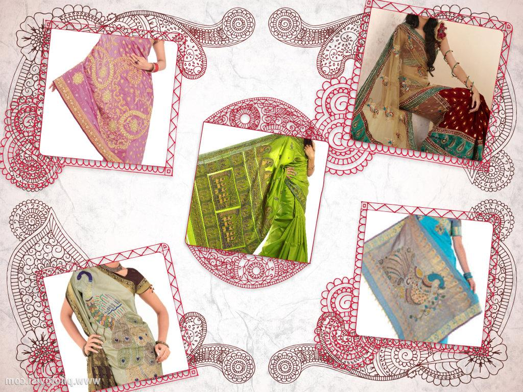 Indian Weddings  1: Saris