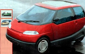 Citroen 1992 Citella