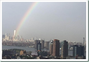 9-11 rainbow by k blair