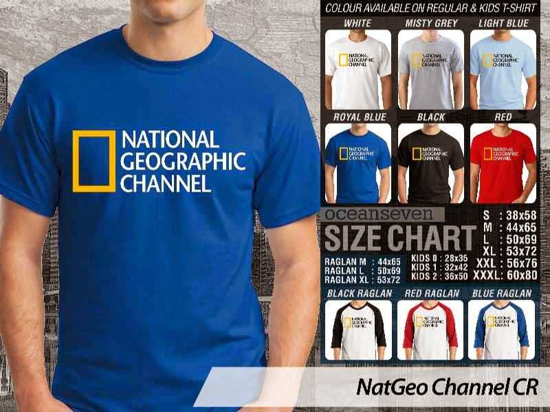 Kaos National Geographic NatGeo Channel distro ocean seven