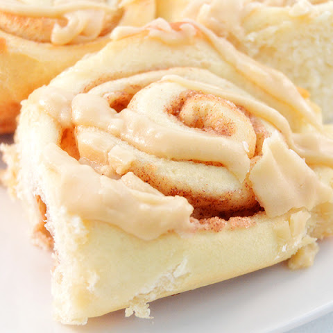 Cinnamon Rolls with Brown Sugar Glaze