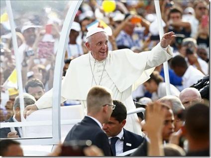 Papa Francisco en EE UU