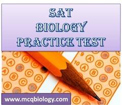 sat biology practice test