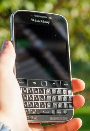 Foto dan Spesifikasi BlackBerry Classic Terungkap
