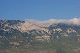 Uitzicht op Kefalonia.