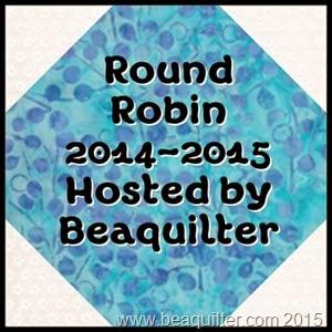 round robin 2014 beaquilter