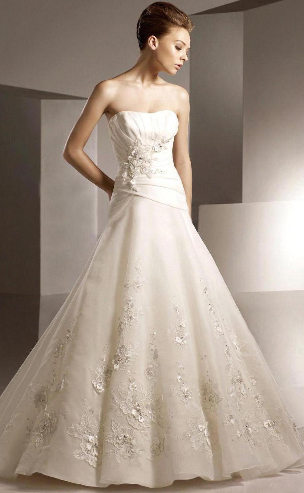 Princess Bridal Gown aw440