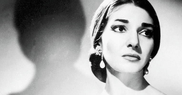 Maria Callas at the peak of her career
