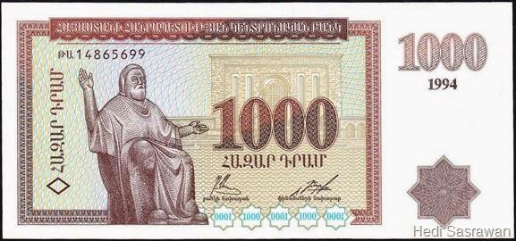 Mata uang Dram