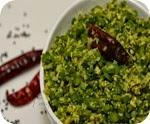 Asparagus thoran 2