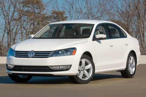 2015 Volkswagen Passat Sedan Review Car Price Concept
