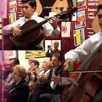 """Carlos Vidal Ballester, violoncello... ¿10 años? increíble... nos hizo soñar que el futuro ya había llegado, bravo! Concierto de Jóvenes Intérpretes: """"Menudos Artistas Menudos""""."""