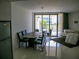 lovely comfortable 2 bedroom apartment in a residential complex the sanctuary wongamat      for sale in Naklua Pattaya