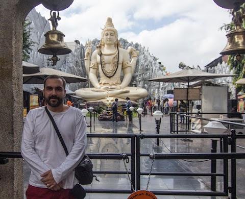 Shiva temple, Bangalore, thailon