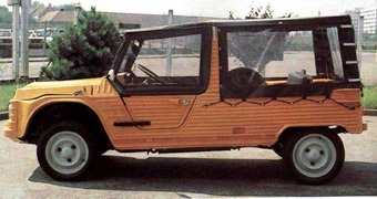 Citroen 1968 Mehari