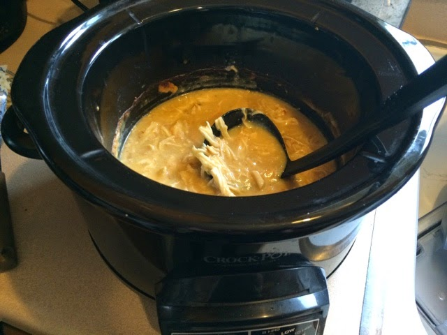 Crock Pot, Slow Cooker, Chicken, Gravy, Delicious, Easy