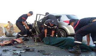 4e périphérique : Un mort et quatre blessés dans un accident de la route