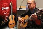 Prueba acústica de guitarras, gracias a las interpretaciones de un prestigioso guitarrista italiano: Giovanni Grano.