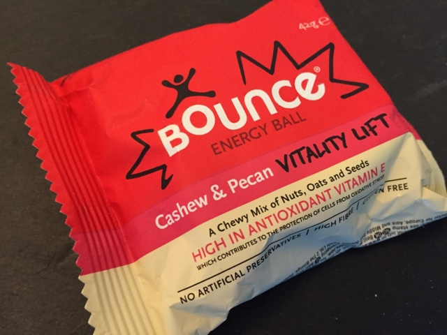 Bounce Energy Ball cashew & pecan