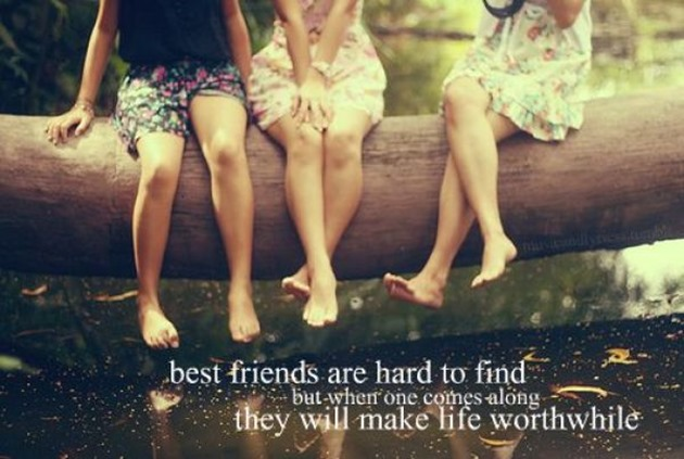 6 Keys to Better BFF Bonding