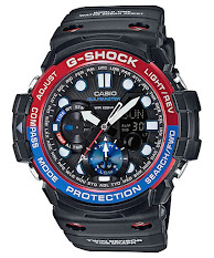 Jam Tangan Pria : Casio G-Shock Dengan Moon Data