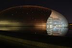 Chiny. Nowe centrum sztuki tuż koło Tienanmen
