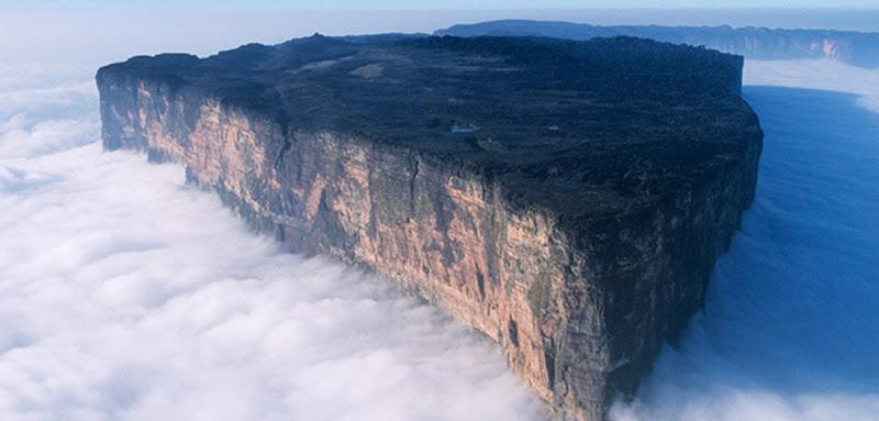 Monte Roraima, Uiramutà - Roraima