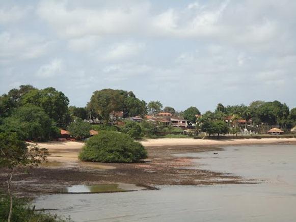 Praia do Bispo - Ilha de Mosqueiro, Belém do Parà, fonte: pedro paulo