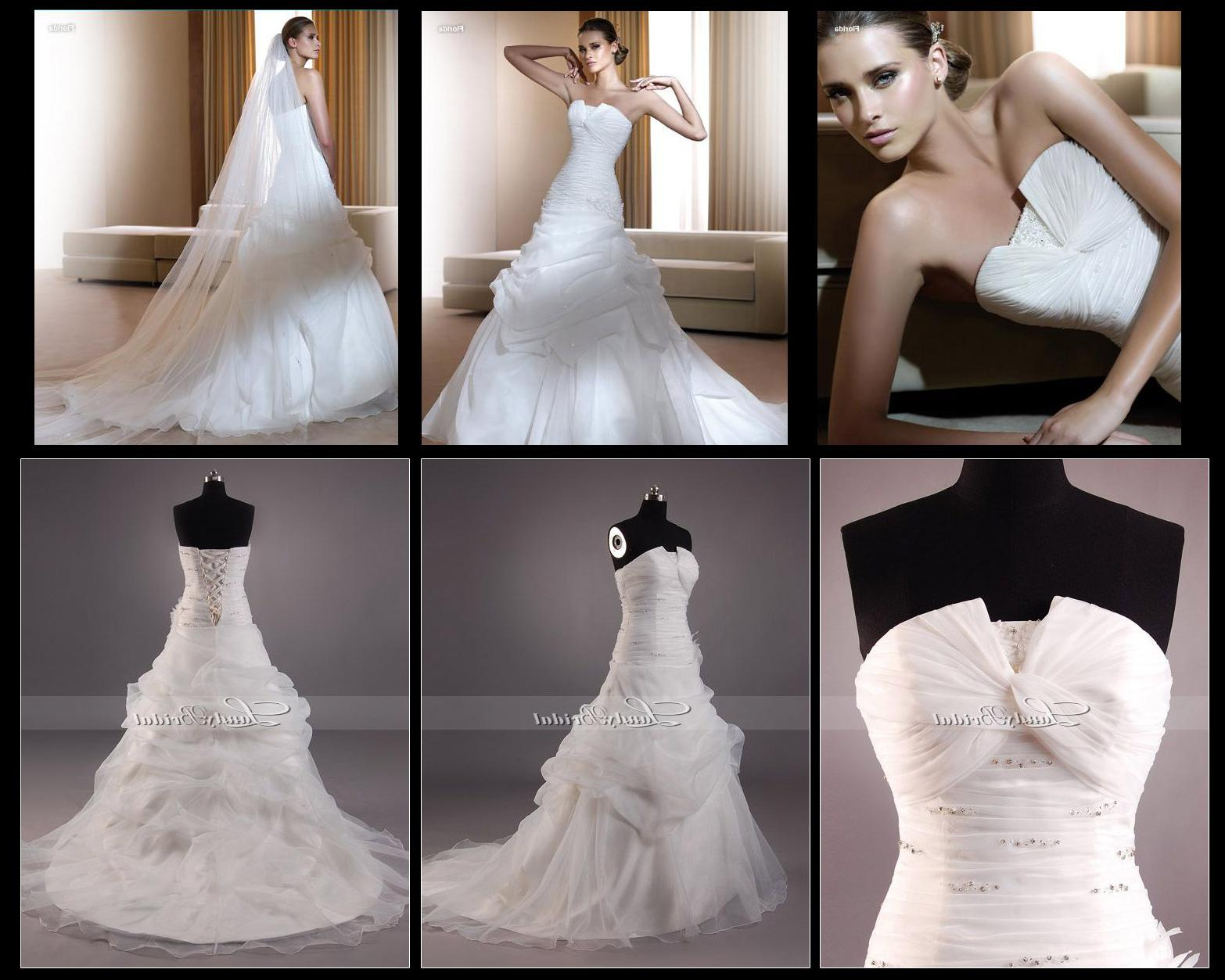Dress Bridal Gown Color