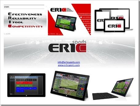 ER1C Software: una herramienta para el video-análisis del pádel completa y sencilla.