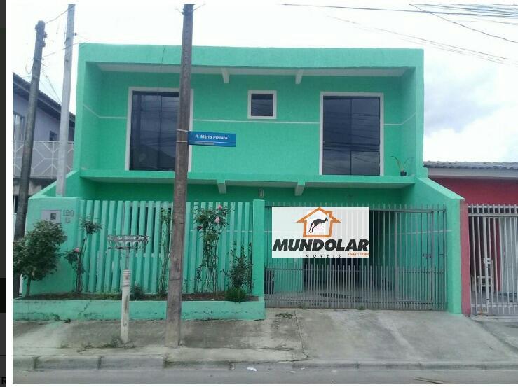 Sobrado residencial à venda, Cidade Industrial, Curitiba - S...