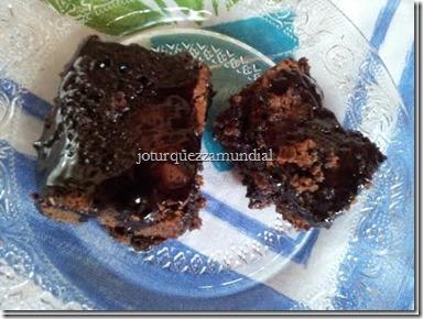 blog mundial - brownie no pratinho