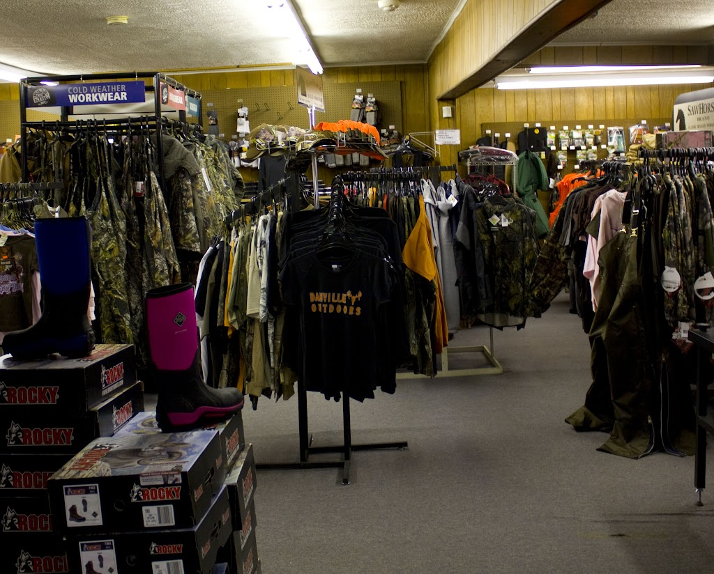 Clothing store supplies equipment