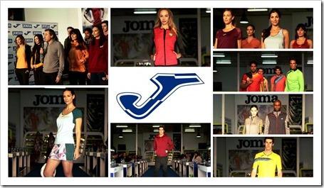 JOMA presenta su Colección Textil Deportiva 2016 y sigue apostando fuerte por el pádel.