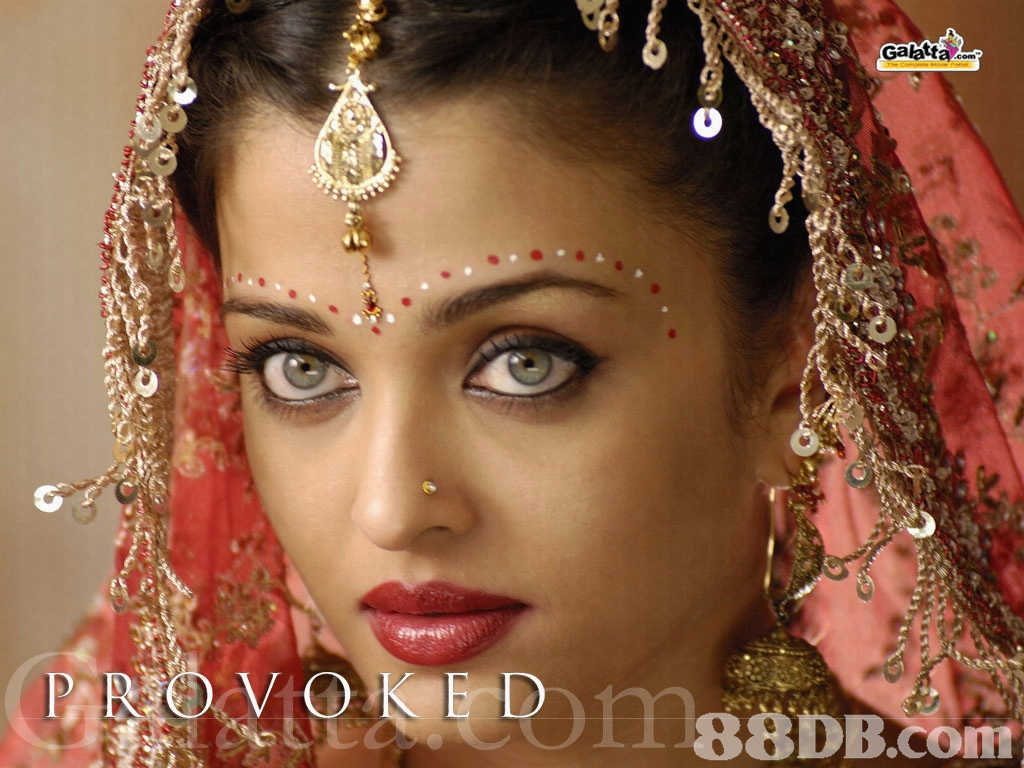 Marga\'s blog: Aishwarya Rai In Bridal Dress