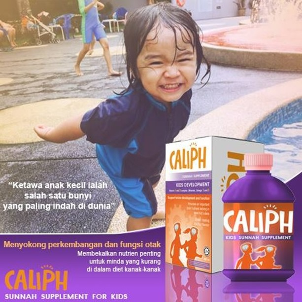 produk caliph supplement